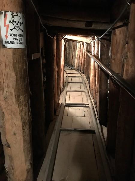 the Tunnel of Hope, Sarajevo