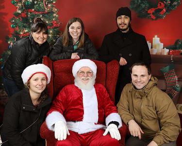 Hometown Holidays Santa 2019