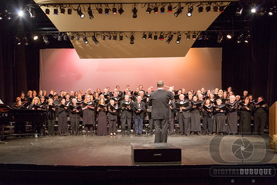 Dubuque Chorale at Five Flags Theater