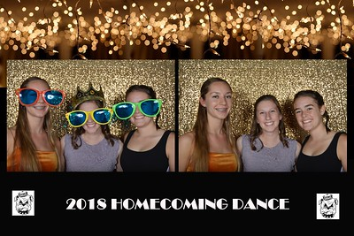 SRHS Homecoming 2018