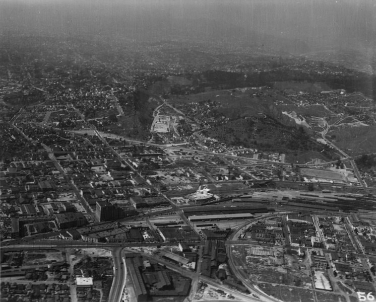 1940, Aerial View