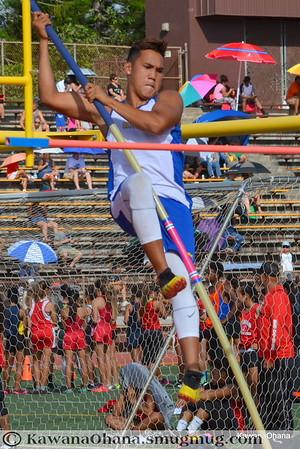 2015 OIA Junior Varsity Track Championship