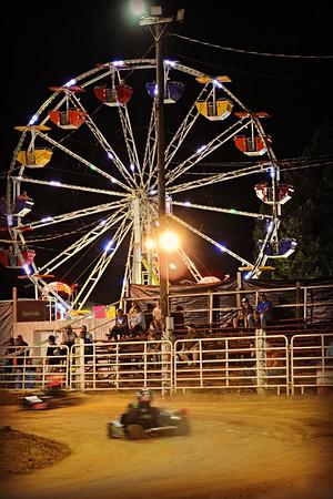 Wayne Tidwell Memorial Gibson County Fair 2016
