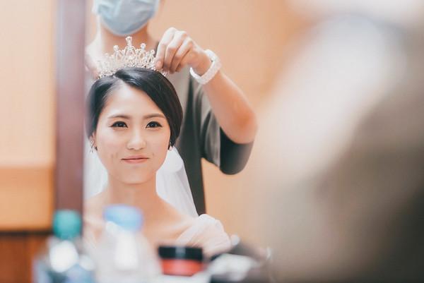 江翰 山頂會館wedding-day