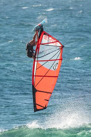 North Beach Windsurfing 24/02/2019