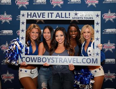 New York at Cowboys Meet and Greet 2019