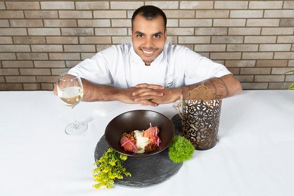 Chef Meets BC Grape Calgary