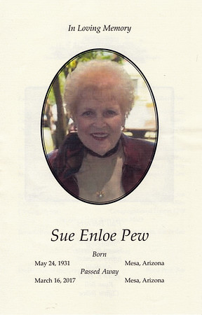 2017-03-20 Sue Pew Funeral & Grave Dedication