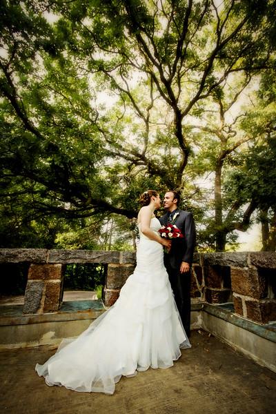 { brian + nina} = married!