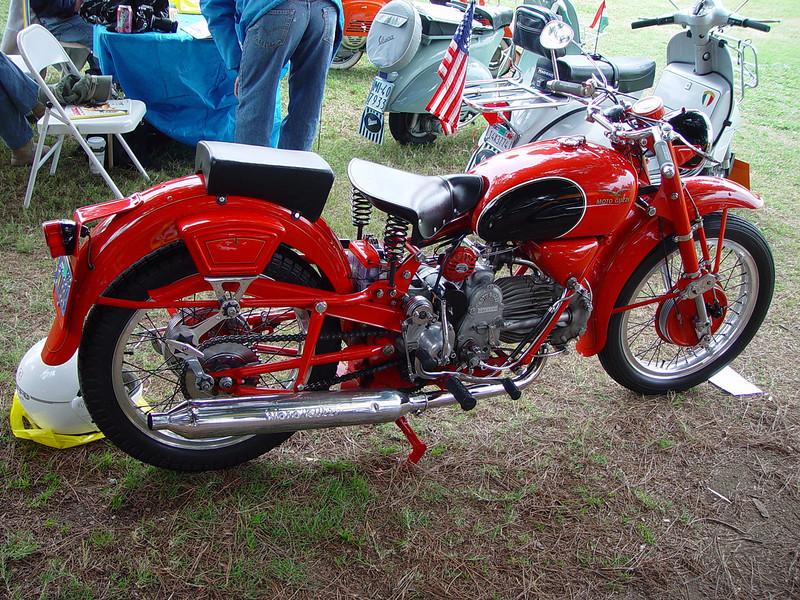 Moto Guzzi Faclone