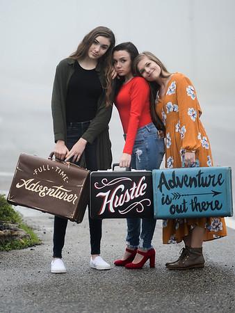 February 18, 2020 - Sage, Kaleigh Grace & Kenzie