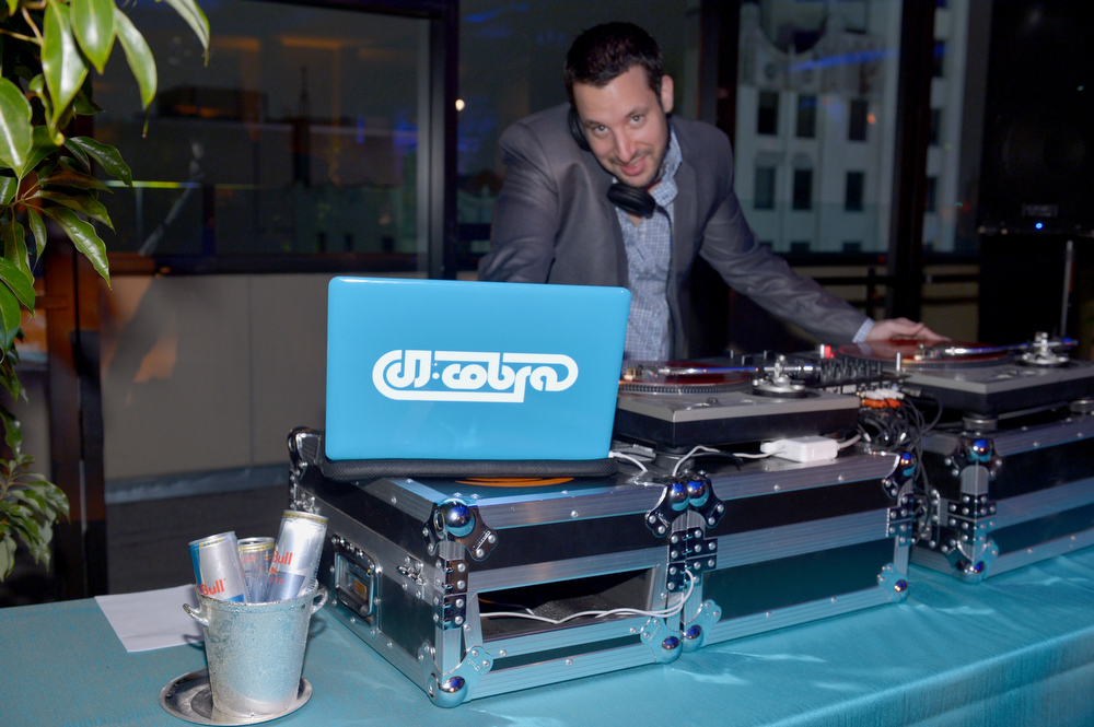 ". DJ Cobra spins during the premiere of Relativity Media\'s ""Safe Haven\"" after party at The Terrace At Hollywood & Highland on February 5, 2013 in Hollywood, California.  (Photo by Alberto E. Rodriguez/Getty Images for Relativity Media)"