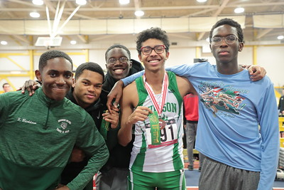 DCSAA Indoor Championship
