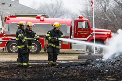 Fire April 2008