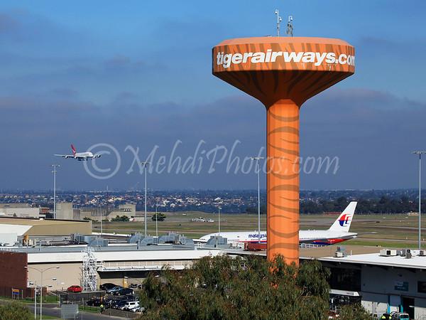 Terminals & Airport Overviews