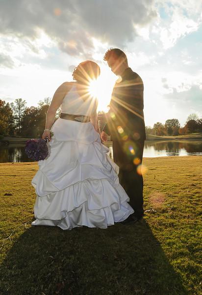 Mr. + Mrs. Blake Arthur Wedding