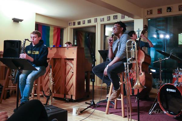 Jazz Vocal Showcase - Joe Thomas - Canterbury House 1-26-2020