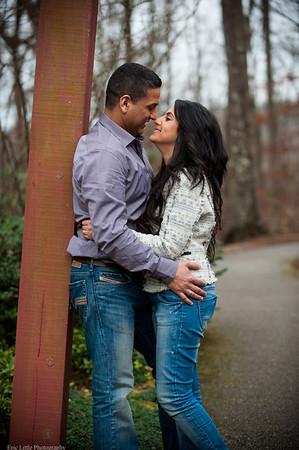 Athir and Sarah Engaged