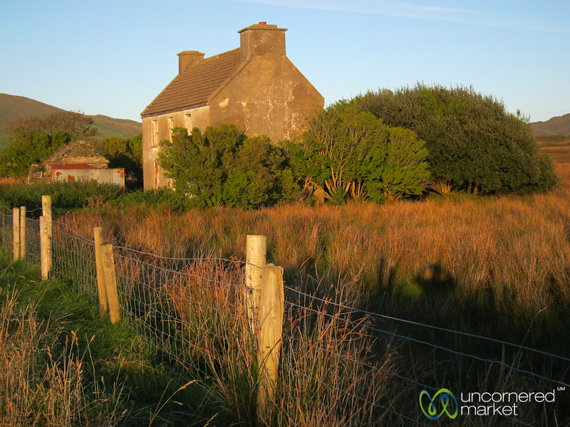 Farmhouse, Ring of Kerry - Ireland