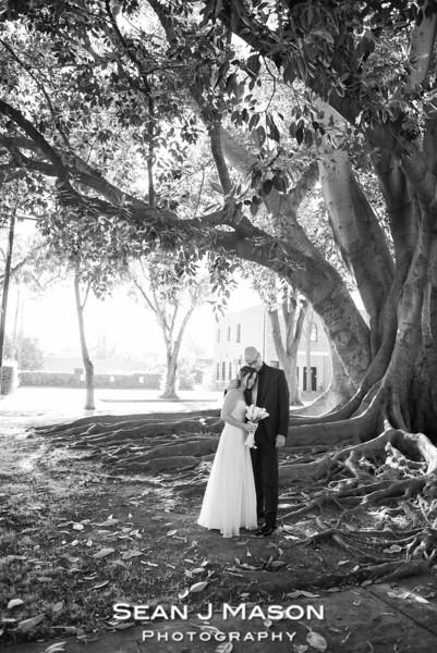 Amanda & Bill Wedding