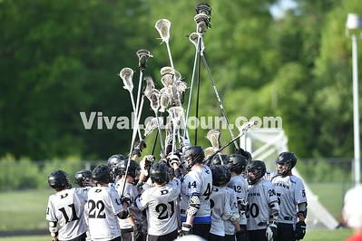 Boys Lacrosse - JV: Park View vs. Dominion 5.14.15 (by Mike Walgren)