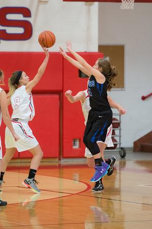 Winter2015-16 Girls JV Basketball