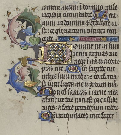 Book of Hours Guillebert de Mets