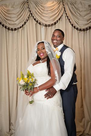 Shauquita & Christopher's Wedding 032417