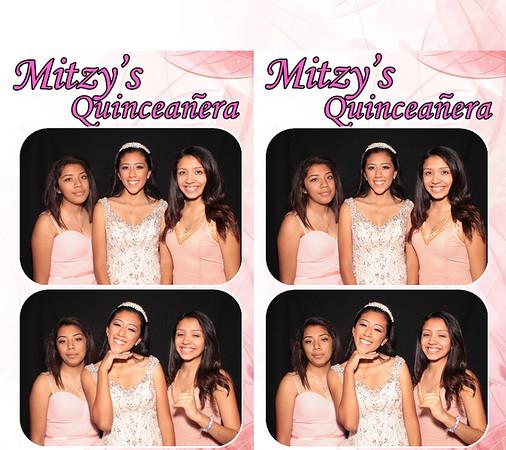 Mitzy's Quinceanera