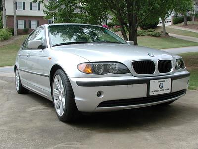 2003 BMW 325ia