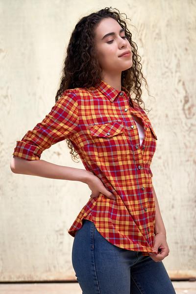 8th Street Branding Lady Plaid Shirt_Dewing (60).jpg