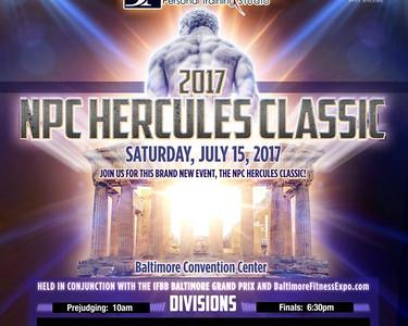 2017 NPC Hercules Classic