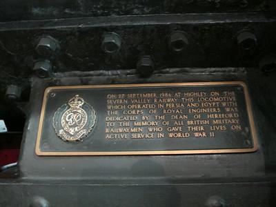 Seven vally railway