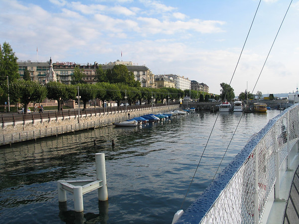 Geneva Switzerland August 2005