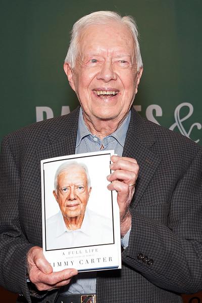 2015-08-12 Former President Jimmy Carter