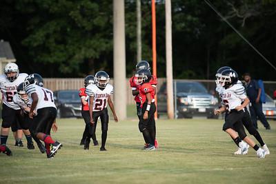 Jr. Rams Scrimmage 8-29-18