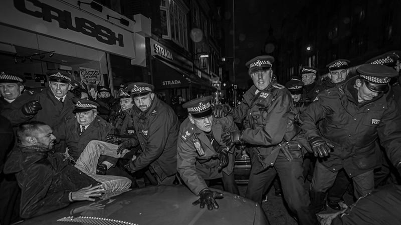 Palestinian Protest-London