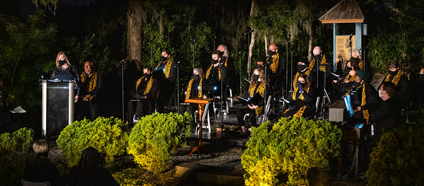 Selby Gardens, 2021 Performances At The Point - Choral Artists