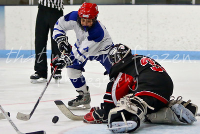 2013-01-19 Peewee Blue vs Coon Rapids (Tournament)