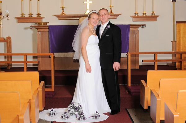 Benton Wedding & Reception - March 16, 2013