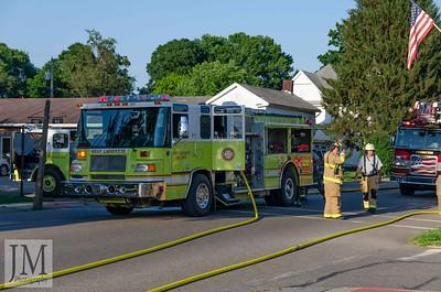 07-08-19 West Lafayette FD - House Fire