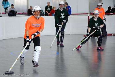2016 Unified Floor Hockey Divisioning Tournament