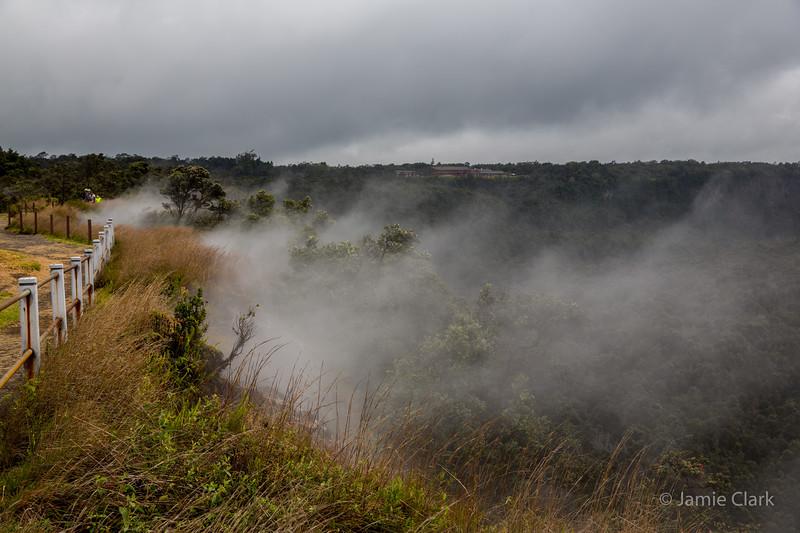 Volcano, Hawaii - April 2016