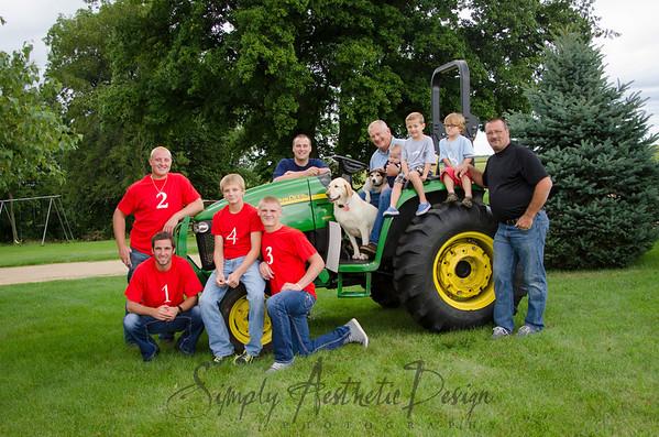 Brackemyer Family 2013