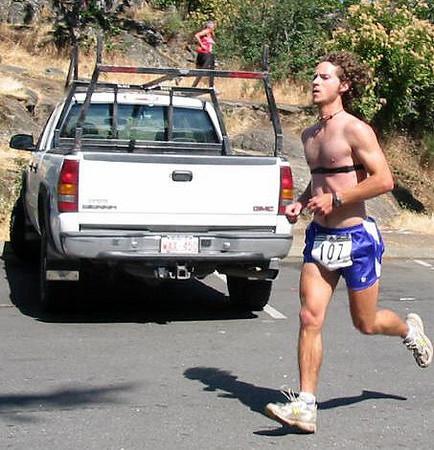 2003 Gutbuster Mount Doug - Ergmeister Ruari Carthew - 2nd Overall