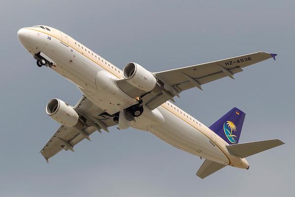 HZ-AS36 - Airbus A320-214