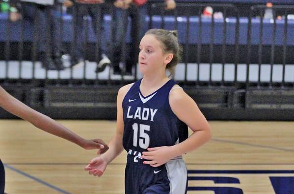 2017-10-28 Lady Saints Basketball