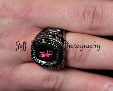 UGHS Sr Ring Ceremony 2014