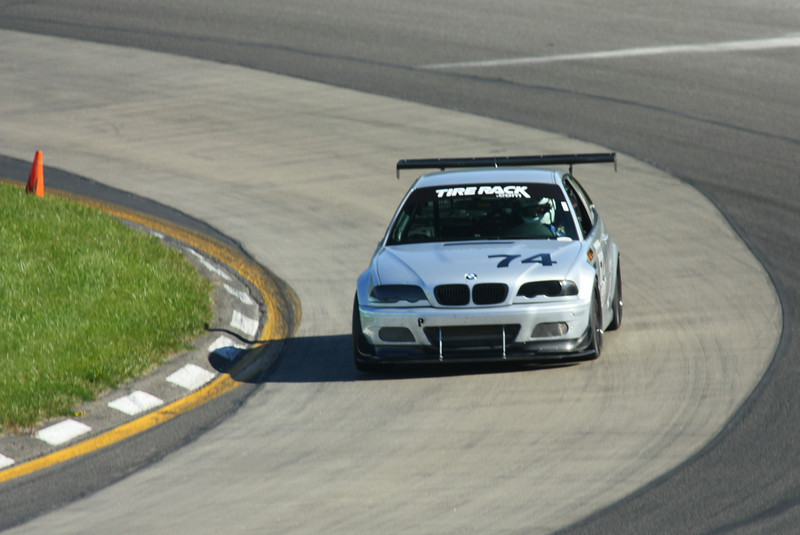 BMW CCA Club Racing, Watkins Glen International, Friday, 20-Sep-2013; 'Toe of the Boot'