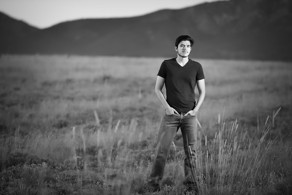Gabriel goes to New Mexico (Portraits)